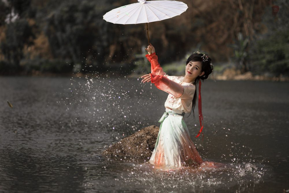 Chụp Ảnh Cổ Trang - Phi Thiên Vũ - Hình 1