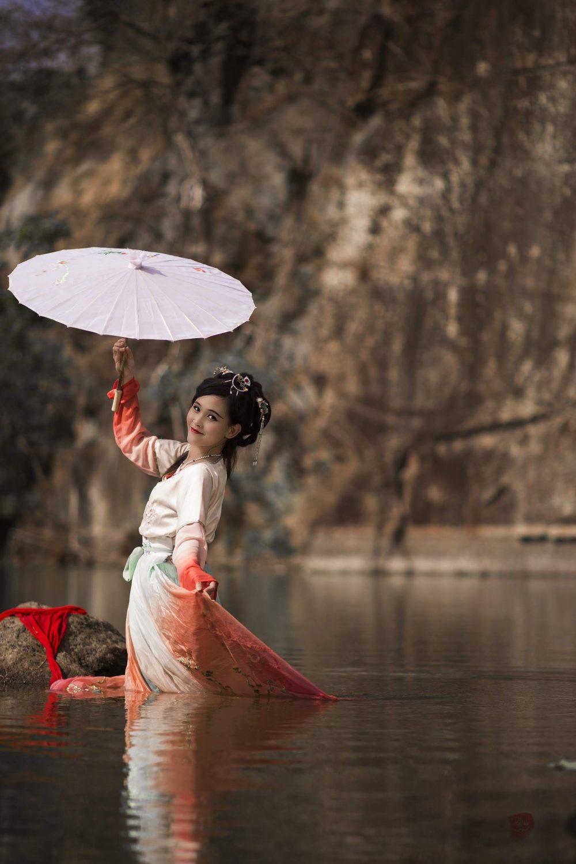Chụp Ảnh Cổ Trang - Phi Thiên Vũ - Hình 2
