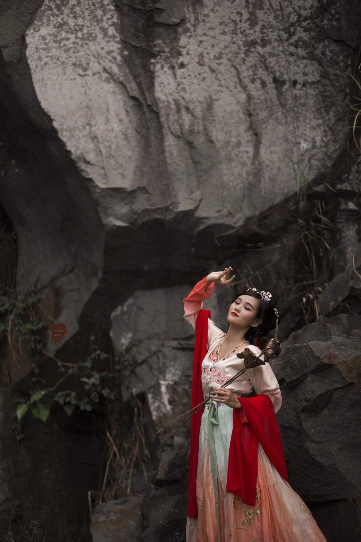 Chụp Ảnh Cổ Trang - Phi Thiên Vũ - Hình 3