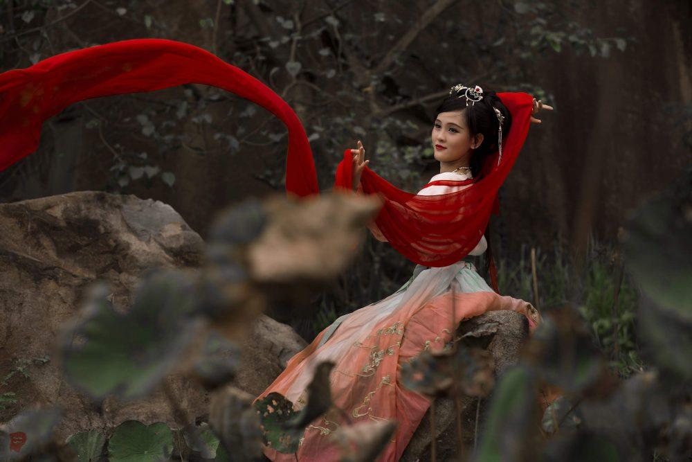 Chụp Ảnh Cổ Trang - Phi Thiên Vũ - Hình 9