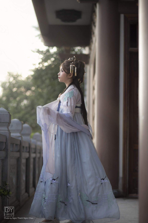 Chụp Ảnh Cổ Trang - Tiêu Dao - VÂN HẠC - Hình 10
