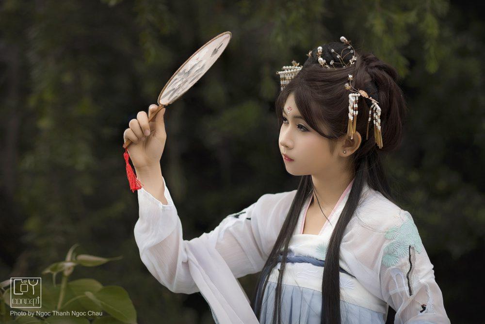 Chụp Ảnh Cổ Trang - Tiêu Dao - VÂN HẠC - Hình 2