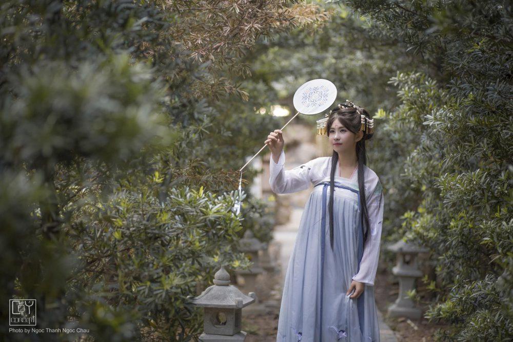 Chụp Ảnh Cổ Trang - Tiêu Dao - VÂN HẠC - Hình 3