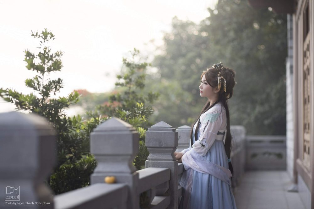 Chụp Ảnh Cổ Trang - Tiêu Dao - VÂN HẠC - Hình 5