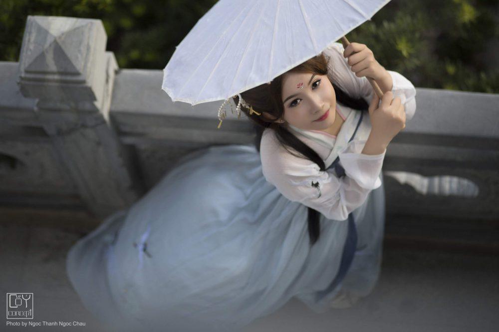 Chụp Ảnh Cổ Trang - Tiêu Dao - VÂN HẠC - Hình 6