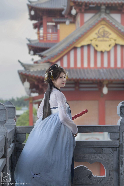 Chụp Ảnh Cổ Trang - Tiêu Dao - VÂN HẠC - Hình 7