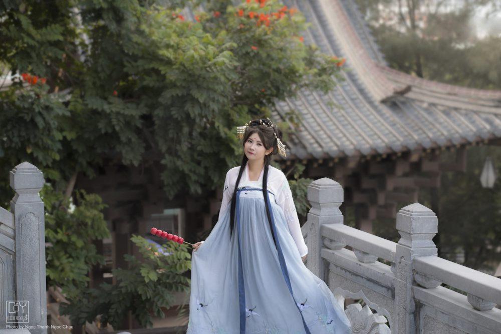 Chụp Ảnh Cổ Trang - Tiêu Dao - VÂN HẠC - Hình 9