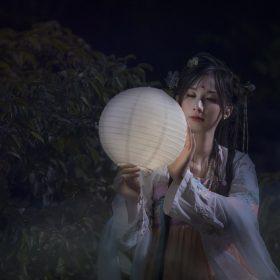 Chụp Ảnh Cổ Trang - Chụp Đêm Cổ Trang - Minh Nguyệt - Hình 1