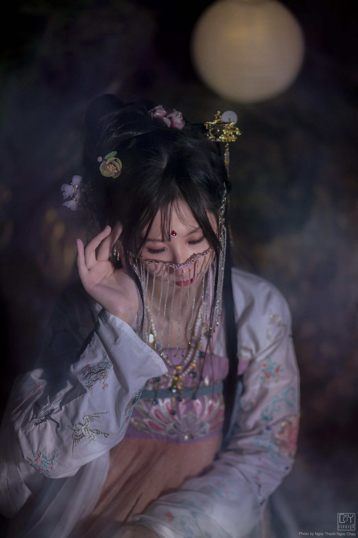 Chụp Ảnh Cổ Trang - Chụp Đêm Cổ Trang - Minh Nguyệt - Hình 10