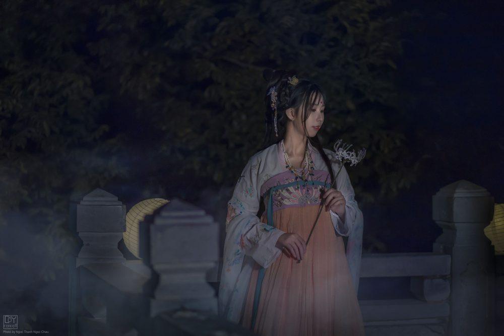 Chụp Ảnh Cổ Trang - Chụp Đêm Cổ Trang - Minh Nguyệt - Hình 5