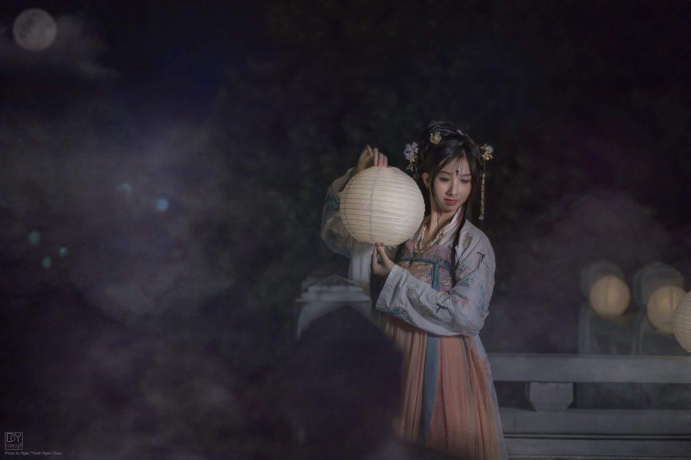 Chụp Ảnh Cổ Trang - Chụp Đêm Cổ Trang - Minh Nguyệt - Hình 6
