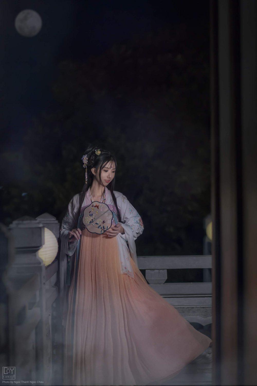 Chụp Ảnh Cổ Trang - Chụp Đêm Cổ Trang - Minh Nguyệt - Hình 7