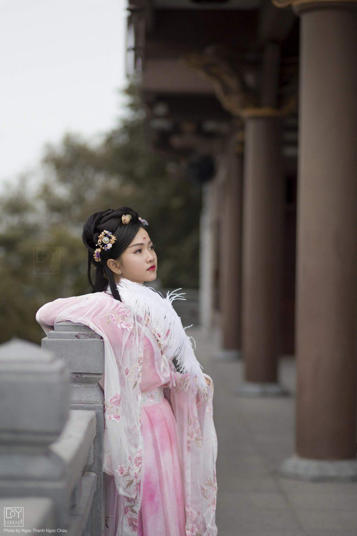 Chụp Ảnh Cổ Trang - Quỳnh Hoa Giao - Hình 2