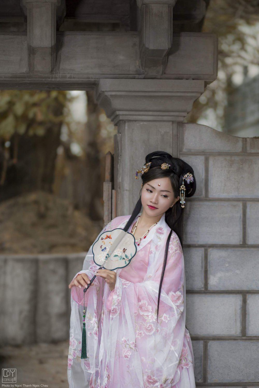 Chụp Ảnh Cổ Trang - Quỳnh Hoa Giao - Hình 8