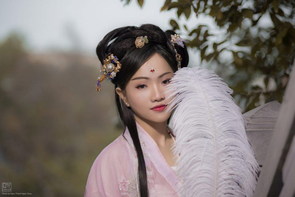 Chụp Ảnh Cổ Trang - Quỳnh Hoa Giao - Hình 9