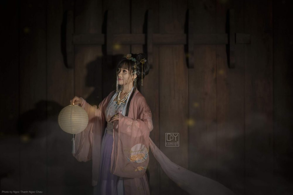 Chụp Ảnh Cổ Trang - Anh Đào Thố - DẠ NGUYỆT - Hình 10