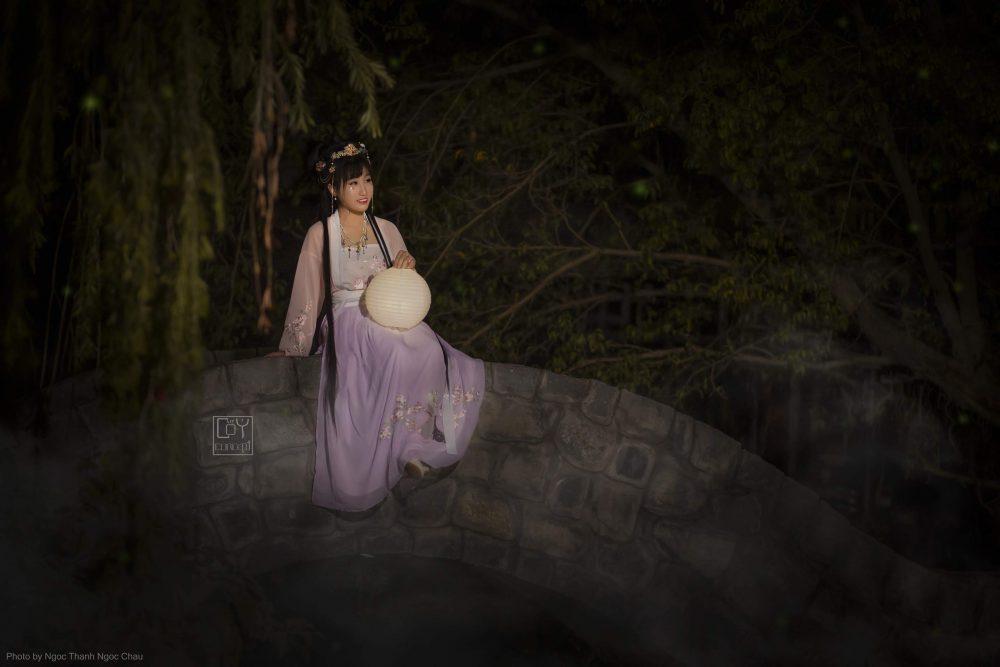 Chụp Ảnh Cổ Trang - Anh Đào Thố - DẠ NGUYỆT - Hình 3