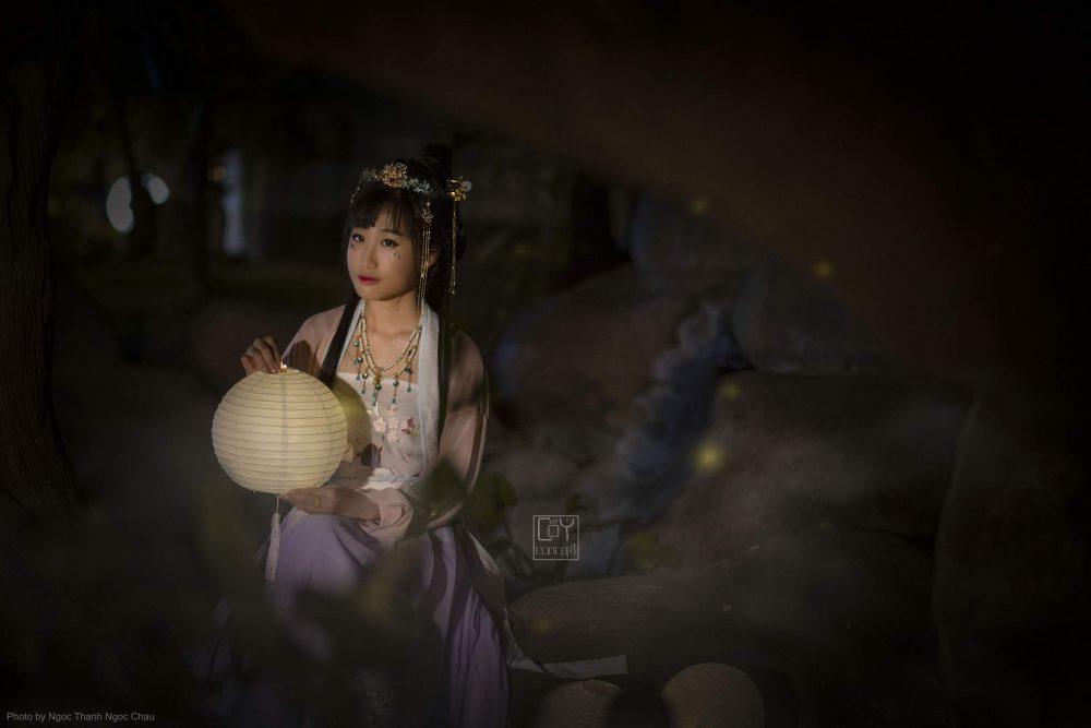 Chụp Ảnh Cổ Trang - Anh Đào Thố - DẠ NGUYỆT - Hình 4