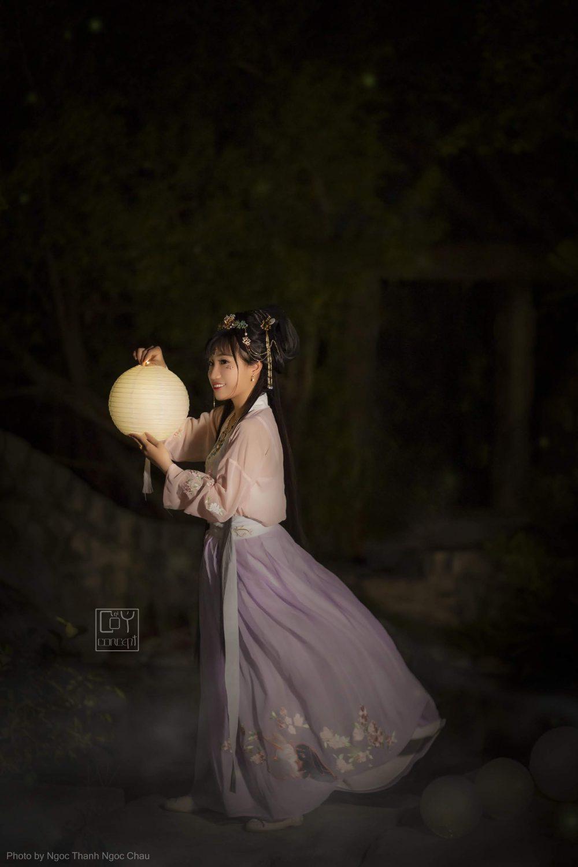 Chụp Ảnh Cổ Trang - Anh Đào Thố - DẠ NGUYỆT - Hình 5