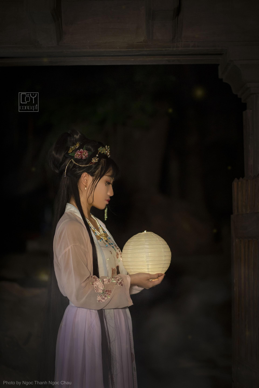 Chụp Ảnh Cổ Trang - Anh Đào Thố - DẠ NGUYỆT - Hình 6