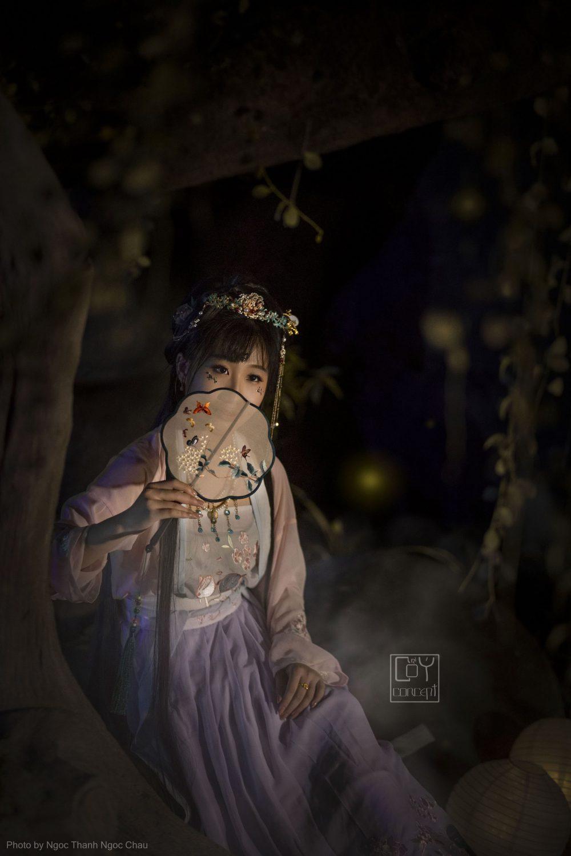Chụp Ảnh Cổ Trang - Anh Đào Thố - DẠ NGUYỆT - Hình 7