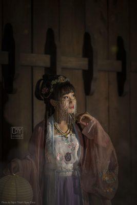 Chụp Ảnh Cổ Trang - Anh Đào Thố - DẠ NGUYỆT - Hình 9