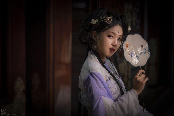 Chụp Ảnh Cổ Trang - Hán Phục Tiêp Hiệp - CẨM HỌA - Hình 1