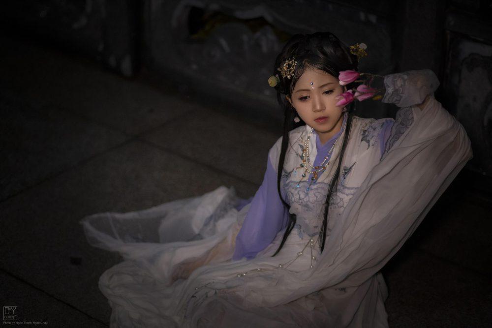 Chụp Ảnh Cổ Trang - Hán Phục Tiêp Hiệp - CẨM HỌA - Hình 10