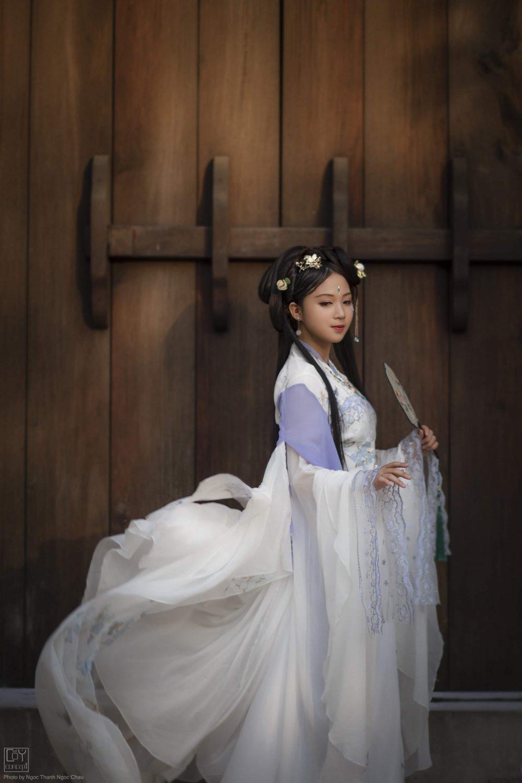 Chụp Ảnh Cổ Trang - Hán Phục Tiêp Hiệp - CẨM HỌA - Hình 3
