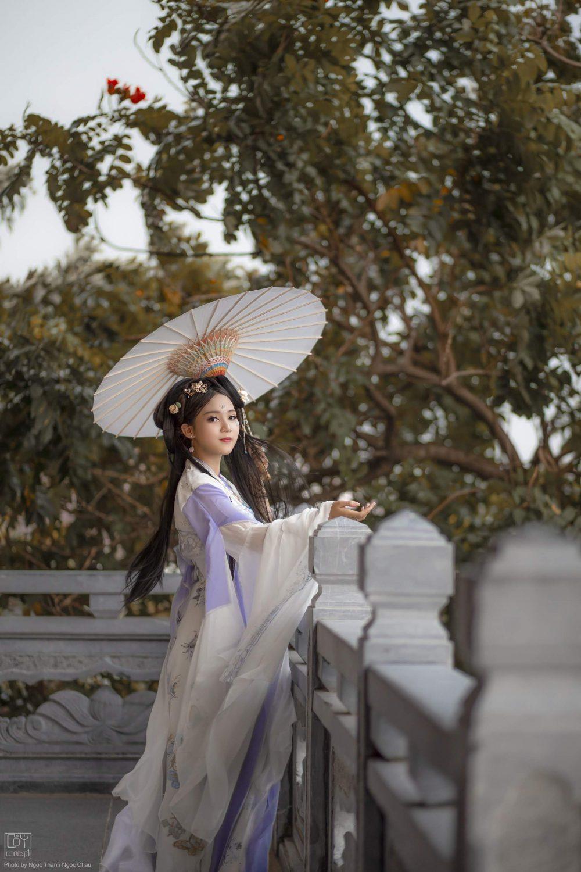 Chụp Ảnh Cổ Trang - Hán Phục Tiêp Hiệp - CẨM HỌA - Hình 4