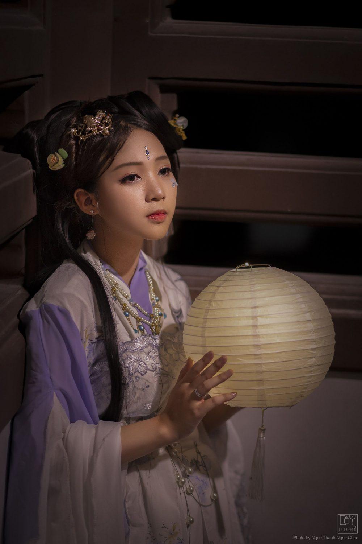 Chụp Ảnh Cổ Trang - Hán Phục Tiêp Hiệp - CẨM HỌA - Hình 6