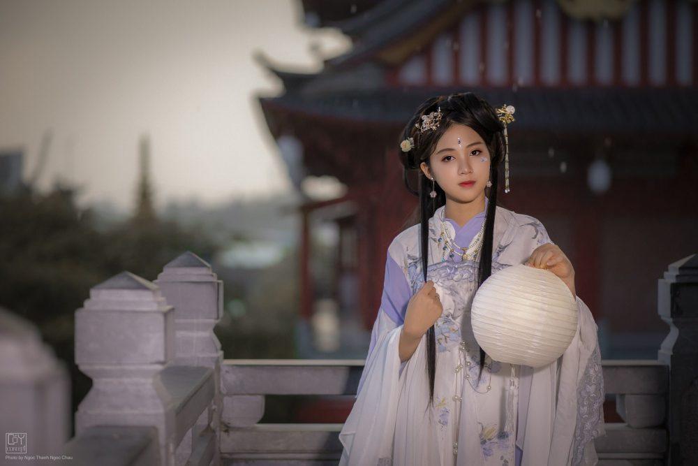 Chụp Ảnh Cổ Trang - Hán Phục Tiêp Hiệp - CẨM HỌA - Hình 7