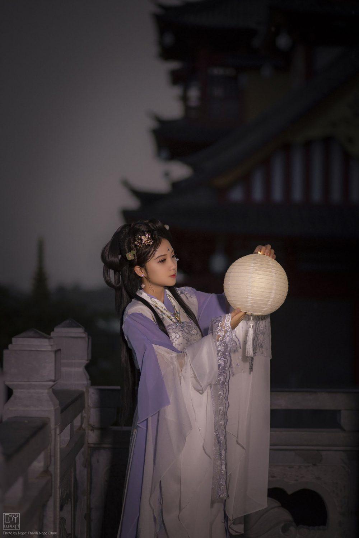 Chụp Ảnh Cổ Trang - Hán Phục Tiêp Hiệp - CẨM HỌA - Hình 8