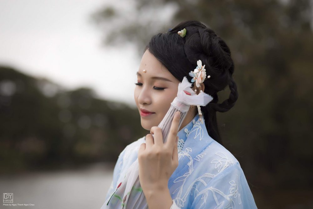 Chụp Ảnh Cổ Trang - Hán Phục Tiên Hiệp -Thanh Phong - Hình 10