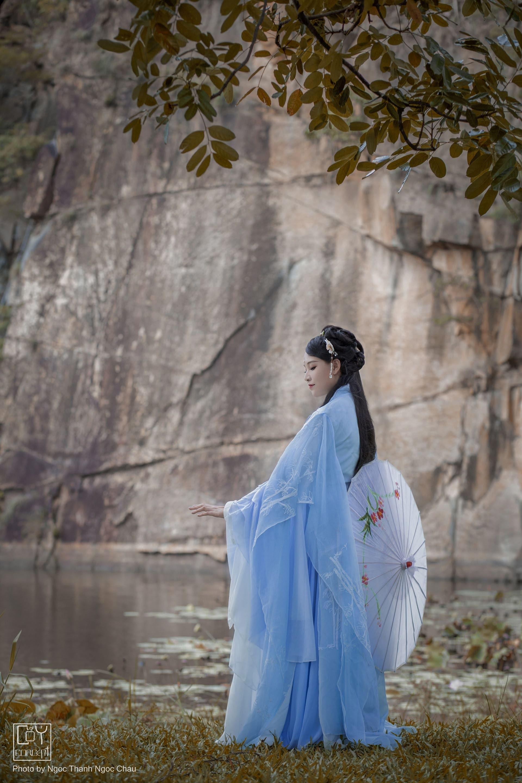 Chụp Ảnh Cổ Trang - Hán Phục Tiên Hiệp -Thanh Phong - Hình 2