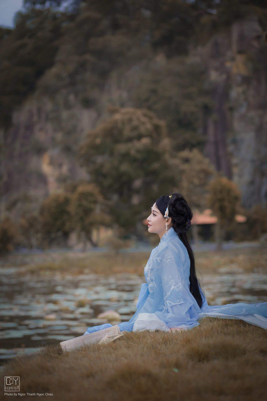Chụp Ảnh Cổ Trang - Hán Phục Tiên Hiệp -Thanh Phong - Hình 6