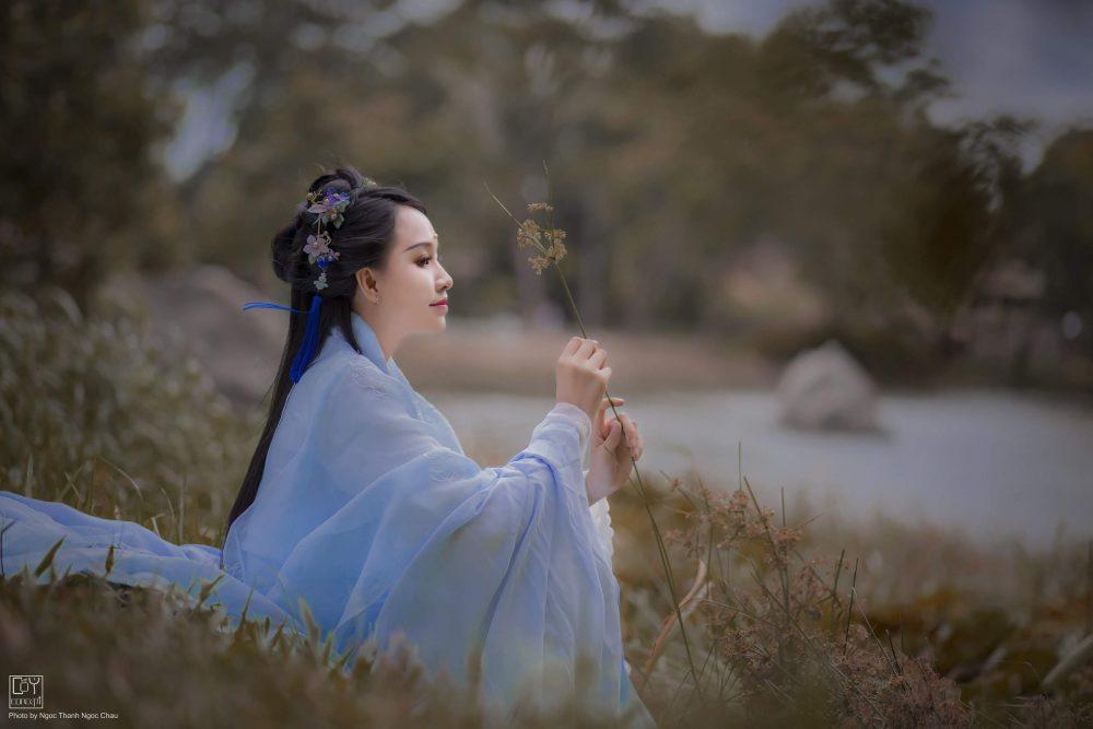 Chụp Ảnh Cổ Trang - Hán Phục Tiên Hiệp -Thanh Phong - Hình 7