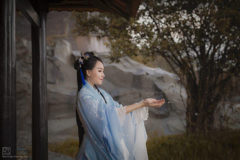 Chụp Ảnh Cổ Trang - Hán Phục Tiên Hiệp -Thanh Phong - Hình 9