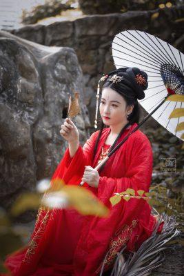Bỉ Ngạn Hoa - Chụp Hình Cổ Trang - Hình 1