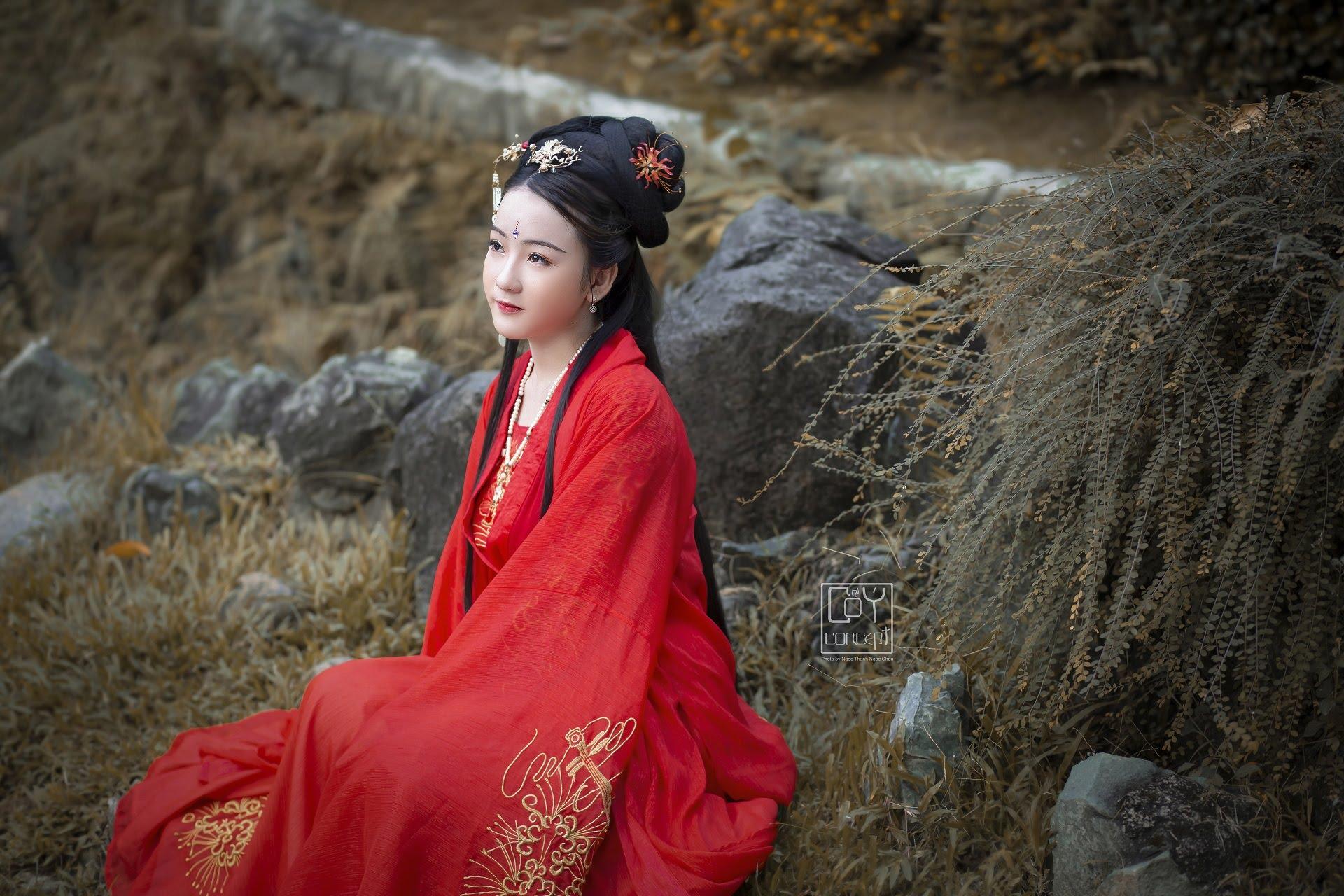 Bỉ Ngạn Hoa - Chụp Hình Cổ Trang - Hình 10