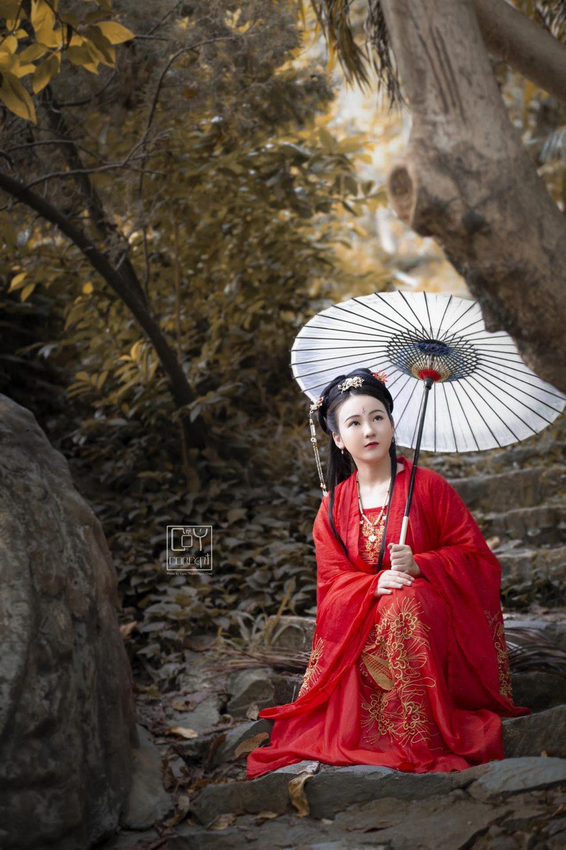 Bỉ Ngạn Hoa - Chụp Hình Cổ Trang - Hình 2