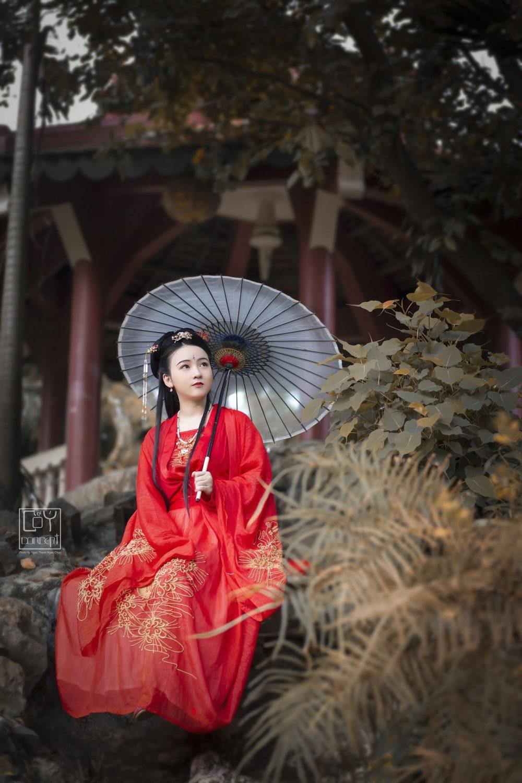 Bỉ Ngạn Hoa - Chụp Hình Cổ Trang - Hình 3