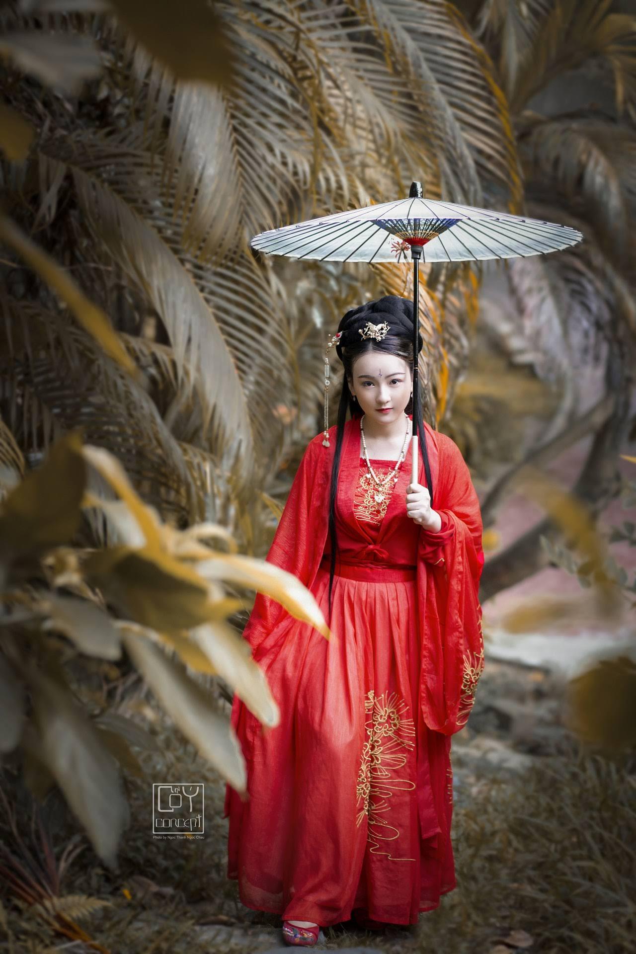 Bỉ Ngạn Hoa - Chụp Hình Cổ Trang - Hình 4