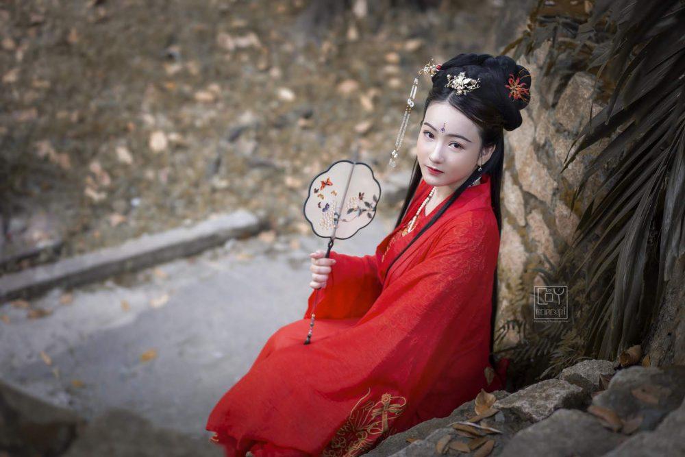 Bỉ Ngạn Hoa - Chụp Hình Cổ Trang - Hình 7